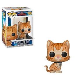 【保護ケースプレゼント中!!】Marvel(マーベル) Captain Marvel(キャプテン・マーベル) Goose the Cat(グース) FUNKO/ファンコ POP MARVEL VINYL ボブルヘッド
