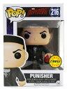 【レア・1体限定】Marvel(マーベル) Daredevil(デアデビル) Punisher(パニッシャー) CHASE Limited Edition FU...