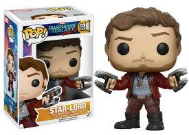 【保護ケースプレゼント中!!】Marvel(マーベル) Guardians of the Galaxy Vol. 2(ガーディアンズ・オブ・ギャラクシー: リミックス) Star-Lord(ピーター・クイル/スター・ロード) FUNKO/ファンコ POP MARVEL VINYL ボブルヘッド