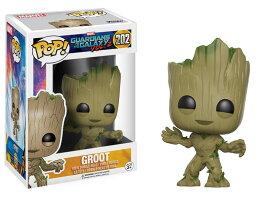 【保護ケースプレゼント中!!】Marvel(マーベル) Guardians of the Galaxy Vol. 2(ガーディアンズ・オブ・ギャラクシー: リミックス) Groot(ベビー・グルート) FUNKO/ファンコ POP MARVEL VINYL ボブルヘッド
