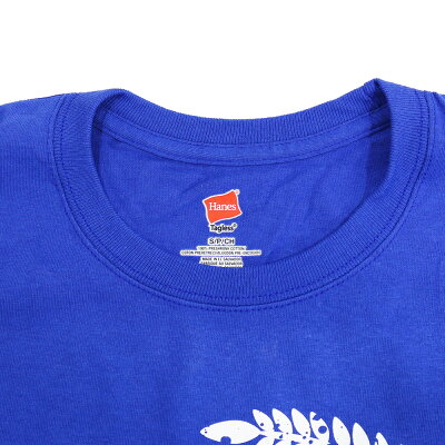 【US版】DRAGONGATECIMA(シーマ)ロイヤルブルーTシャツ