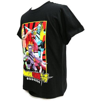大日本プロレス小林軍団特戦隊Tシャツ