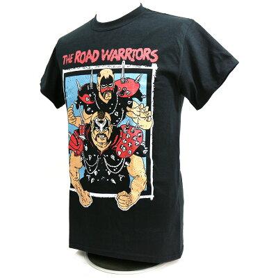 WWERoadWarriors(ロード・ウォリアーズ)ChampionshipWrestlingTシャツ