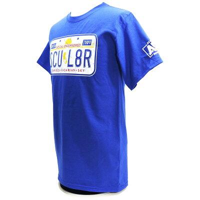 AEWSoCalUncensored(ソーカル・アンセンサード)SCUL8RブルーTシャツ