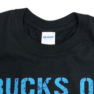 YoungBucks(ヤング・バックス)BucksofJerichoブラックTシャツ