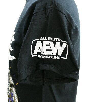 AEWYoungBucks(ヤング・バックス)WeAreAllEliteブラックTシャツ