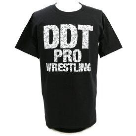 [クリアランスセール] 【メール便対応】[サイン色紙プレゼントキャンペーン]DDT ペイズリー ブラックTシャツ