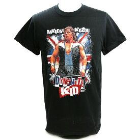 [クリアランスセール] 【メール便対応】Legends Dynamite Kid(ダイナマイト・キッド) Bakudan Kozou ブラックTシャツ