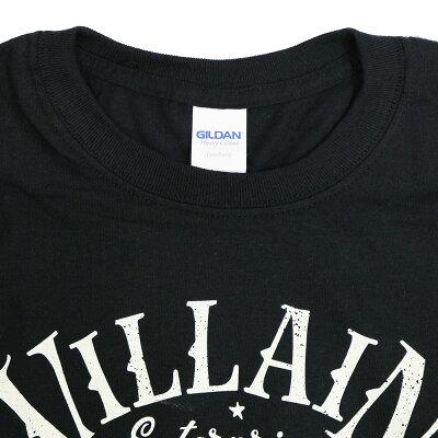 MartyScurll(マーティー・スカル)VillainEnterprisesブラックTシャツ