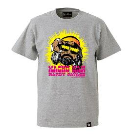 [クリアランスセール] 【メール便対応】WWE TWOPLATOONS × ランディサベージ コラボレーション Tシャツ (グレー)