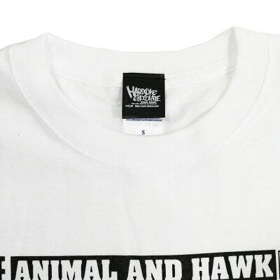 ロード・ウォリアーズ(超暴走軍団ホワイト)TシャツHardcoreChocolate/ハードコアチョコレート