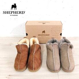 【期間限定10%OFF】SHEPHERD【シェファード 】シェパード ANNIE NICOLE シューズ ブーツ ムートンブーツ ボアブーツ ファー ショートブーツ 靴 レディース 軽くて暖かムートンシューズ