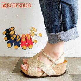 【送料無料】ARCOPEDICO(アルコペディコ) MIRA ミラ SALCO 3 サンダル 靴 レディース おしゃれなコンフォートサンダル 夏の大人気おすすめサンダル MIRA ミラ SALCO 3 再入荷