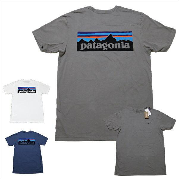 パタゴニア Tシャツ 定番 patagonia P-6 Logo T-Shirtオーガニックコットン 半袖Tシャツ 2018年春夏モデル P6ロゴ■品番39151■