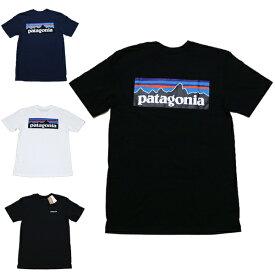 パタゴニア Tシャツ 定番 メンズ P-6ロゴ レスポンシビリティー Tシャツ patagonia P-6 Logo Responsibili T-Shirt 半袖Tシャツ 2021年春夏モデル P6ロゴ ■品番 38504