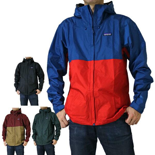 パタゴニア トレントシェル ジャケット patagonia Men's Torrentshell Jacket メンズ【2018年・秋冬モデル】マウンテンパーカー スポーツ・アウトドア アウトドア ウエア レインウエア レインジャケット 送料無料 定番 あす楽 ■品番83802