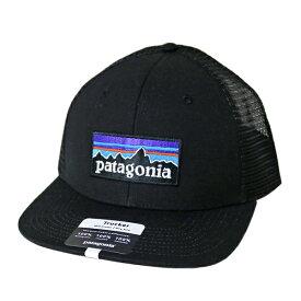 パタゴニア キャップ 帽子 メッシュ帽 Patagonia P-6 LOGO Trucker メッシュキャップ P-6ロゴ P6ロゴ 定番 ■品番 38289