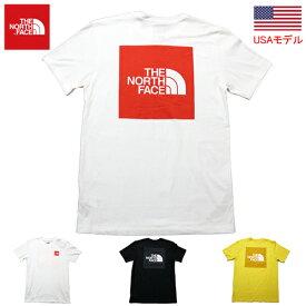 ノースフェイス Tシャツ レッドボックスT 定番THE NORTHFACE MENS S/S RED BOX TEE REDBOX NORTH FACEザ ノースフェイス 半袖T 2020年モデル USモデル アメリカモデル USA 品番 NF0A4M4R