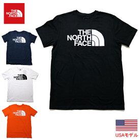 ノースフェイス Tシャツ ハーフドーム 定番 THE NORTH FACE NORTHFACEMENS S/S HALF DOME TEE ザノースフェイス 半袖Tシャツ アメリカモデル USモデル 大きめ 品番 NF0A4MP