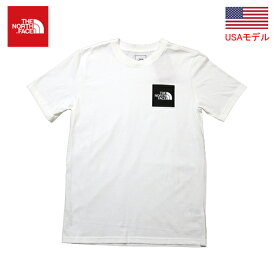 ノースフェイス Tシャツ レッドボックス ボックスロゴ THE NORTH FACE Men's S/S NEW BOX TEE ザノースフェイス 半袖Tシャツ 2020年モデル USモデル US品番 NF0A4AAO