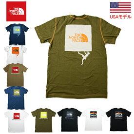 ノースフェイス Tシャツ レッドボックスT 定番THE NORTHFACE MENS S/S BOX NSE TEE RED BOX ザ ノースフェイス 半袖T 2021年モデル USモデル アメリカモデル USA 品番 NF0A4763