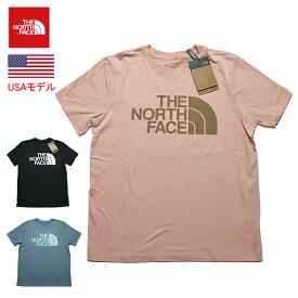 【エントリーでポイント5倍 7/26 01:59まで】ノースフェイス Tシャツ ウィメンズ レディース 女性用 THE NORTHFACE Women's S/S HALF DOME TEE ザノースフェイス 半袖Tシャツ 2021年モデル USモデル US品番 NF0A4AAO