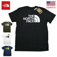 ノースフェイスTシャツハーフドーム定番THENORTHFACENORTHFACEMENSS/SHALFDOMETEEザノースフェイス半袖TシャツアメリカモデルUSモデル大きめ品番NF0A4M4P