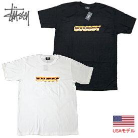ステューシー Tシャツ STUSSY PURE GOLD TEE Tシャツ 半袖Tシャツ STUSSY ストックロゴ ■品番1904349
