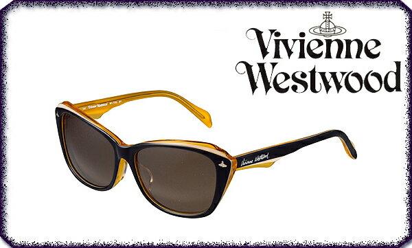 【送料無料】【VivienneWestwood】ヴィヴィアンウエストウッド サングラス VW-7753 BY