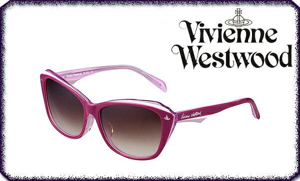 【送料無料】【VivienneWestwood】ヴィヴィアンウエストウッド サングラス VW-7753 PC