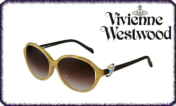 【送料無料】【VivienneWestwood】ヴィヴィアンウエストウッド サングラス VW-7754 GP