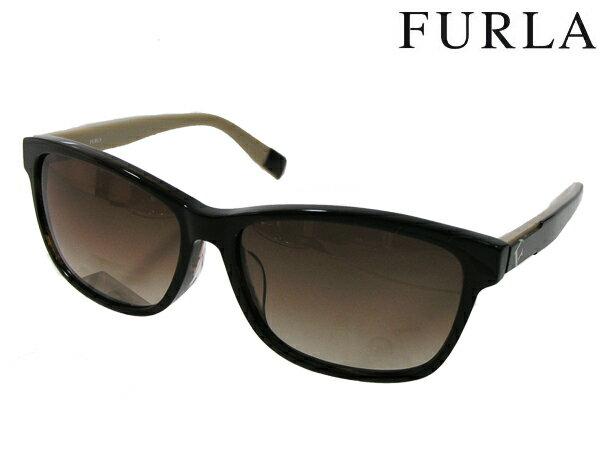 【送料無料】FURLA/フルラ サングラス SFU011J 0794 国内正規品