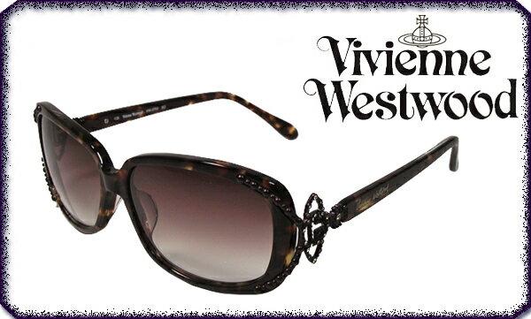 【送料無料】【VivienneWestwood】ヴィヴィアンウエストウッド サングラス VW-3703 BD