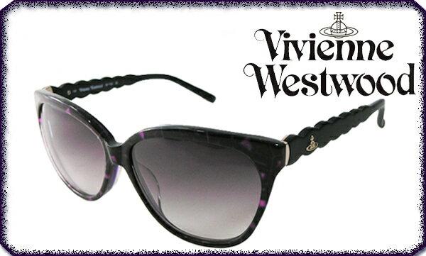 【送料無料】【VivienneWestwood】ヴィヴィアンウエストウッド サングラス VW-7760 OM