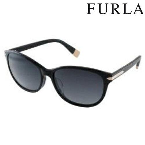 【送料無料】2018年モデル FURLA/フルラ サングラス SFU217J 0700 国内正規品