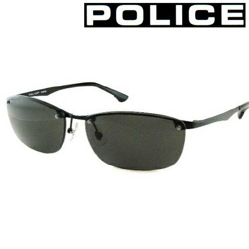 送料無料 2018年モデル【POLICE】ポリス 偏光 サングラス SPL745J 531P