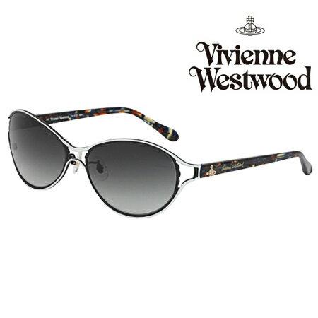 【送料無料】【VivienneWestwood】ヴィヴィアンウエストウッド サングラス VW-5751 WH