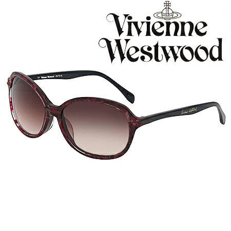 2017年新モデル 【送料無料】【VivienneWestwood】ヴィヴィアンウエストウッド サングラス VW-7761 RL