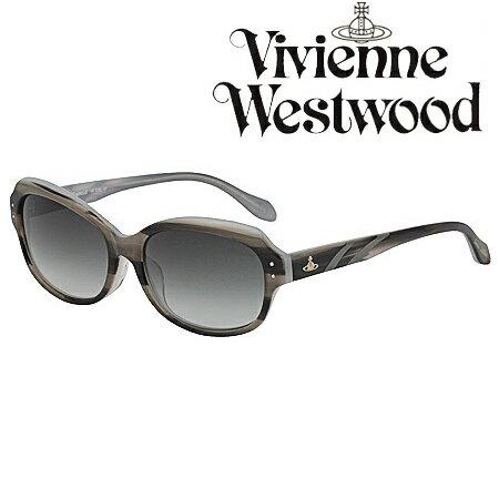 【送料無料】【VivienneWestwood】ヴィヴィアンウエストウッド サングラス VW-7762 GY
