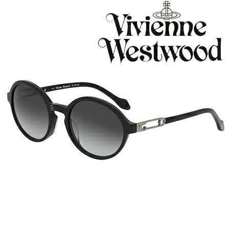 【送料無料】【VivienneWestwood】ヴィヴィアンウエストウッド サングラス VW-7763 BK