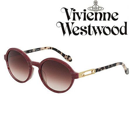 【送料無料】【VivienneWestwood】ヴィヴィアンウエストウッド サングラス VW-7763 RB