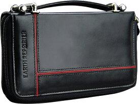 【送料無料】EARTH REPORTER アース リポーター 財布を一回り大きくしたミニセカンドバッグ メンズ ER-104(BK/RD/WH)3色