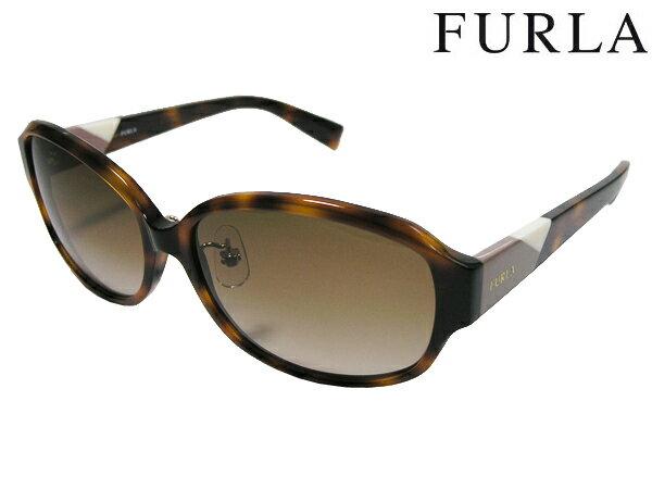 【送料無料】2018年モデル FURLA/フルラ サングラス SFU221J 0722 国内正規品