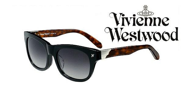 【送料無料】【VivienneWestwood】ヴィヴィアンウエストウッド サングラス VW-9702 BK