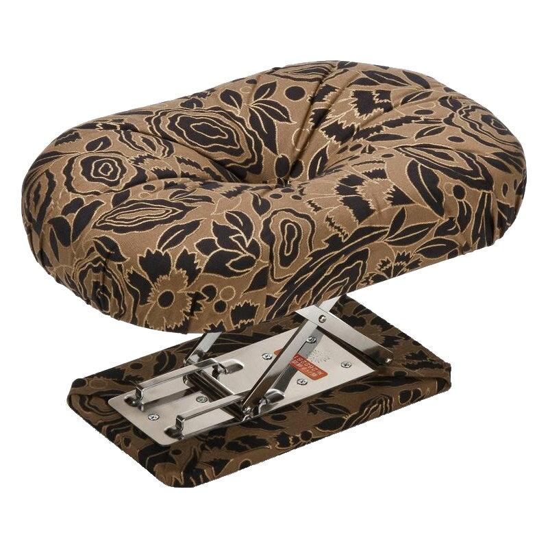 送料別 【取り寄せ】 住友産業 らくらく正座椅子 (2段切替式) 黒金 E-9-2【代引き不可】