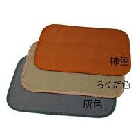 ペット用品竹炭防水マルチカバー90×90cmらくだ色・OK978