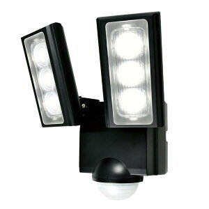 【暮らしラクラク応援セール】ELPA(エルパ) 屋外用LEDセンサーライト 乾電池式 ESL-312DC【取り寄せ・同梱注文不可】