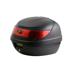 【暮らしラクラク応援セール】リード工業 HEMEL リアボックス ブラック 35L H-1001A【取り寄せ・同梱注文不可】