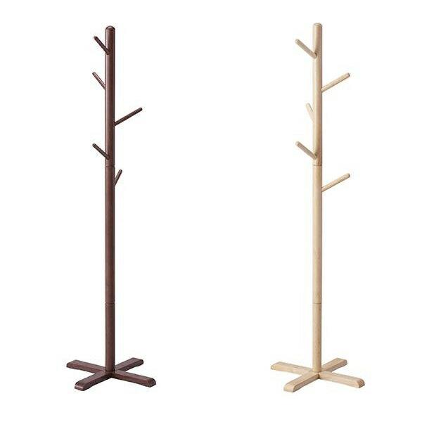 送料別 【取り寄せ】 パール金属 木製ポールハンガーM【代引き不可】