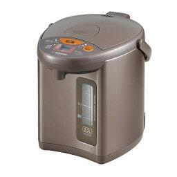 象印微機沸騰電動暖水瓶金屬棕色(TM)2.2L CD-WU22